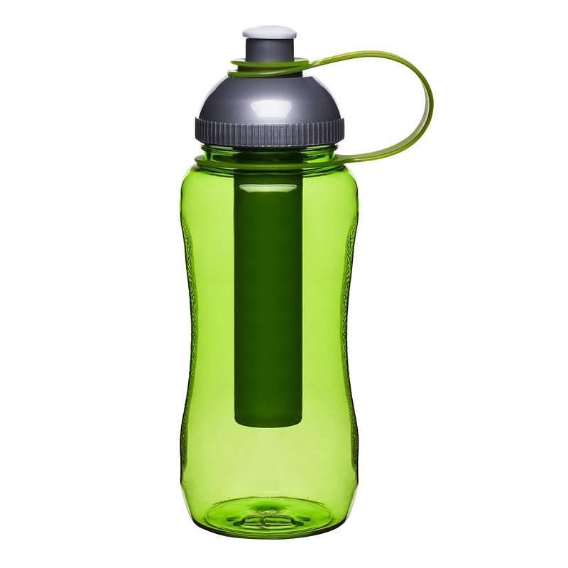 Image of Bidon z wkładem chłodzącym sagaform fresh zielony 0,5 l