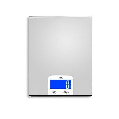 Image of Ade pezo srebrna - waga kuchenna elektroniczna aluminiowa