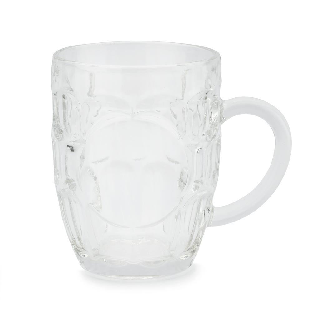 Image of Kufel do piwa szklany beer 500 ml