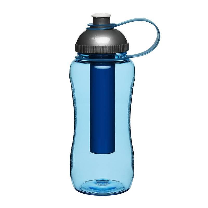Image of Bidon z wkładem chłodzącym sagaform fresh niebieski 0,5 l