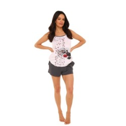 Piżama damska de lafense 430 alejandra